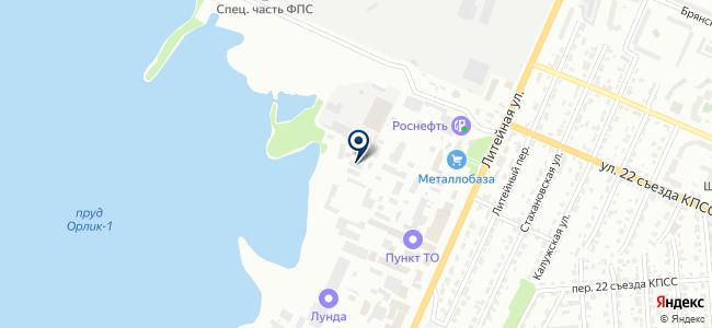 Промсвязь-Орбита, ООО на карте