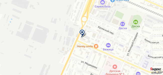 Инструмент-сервис на карте