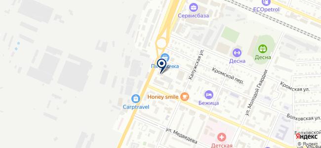 Центр-Плюс, ООО на карте