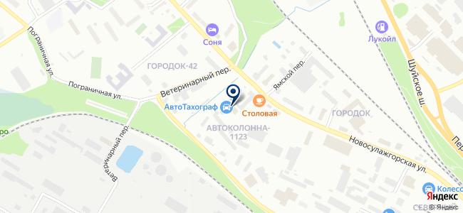 ВЕК Технологий, ООО на карте