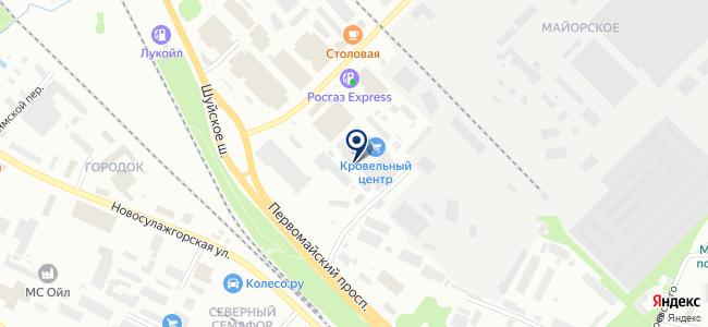 Люмен+, ООО на карте