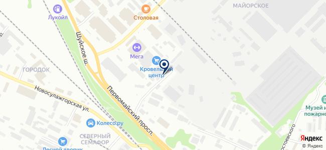 Электрокомплект Плюс на карте