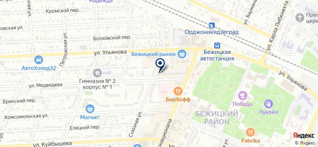 Саморезы на карте