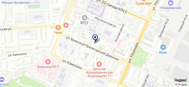 Р-Метиз на карте