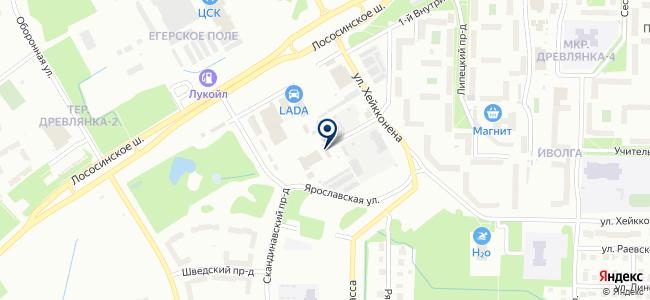 RemZona на карте