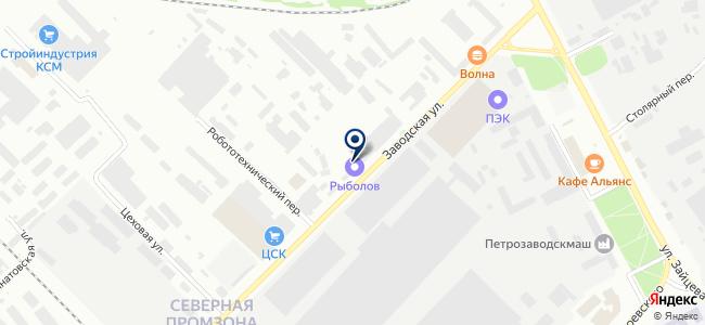 K-TECHNOLOGIES на карте