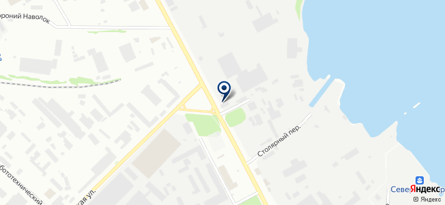 Эксплуатация Сервис, ООО на карте