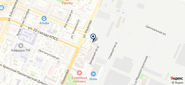 АМИК, ООО на карте