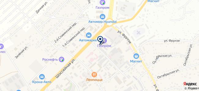 Ньютон-Электро, ООО на карте