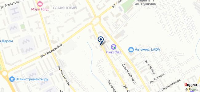 ИнтерМашСнаб на карте
