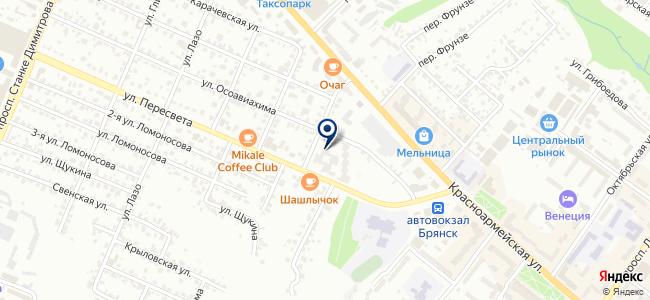 STANKO-Центр на карте