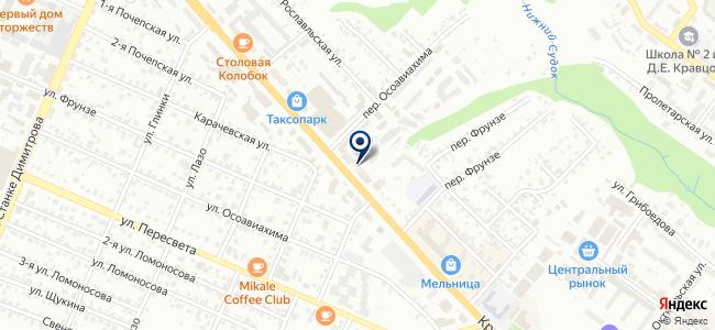 Мастер Декора на карте