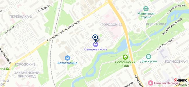 НеоСтарСевер, ООО на карте
