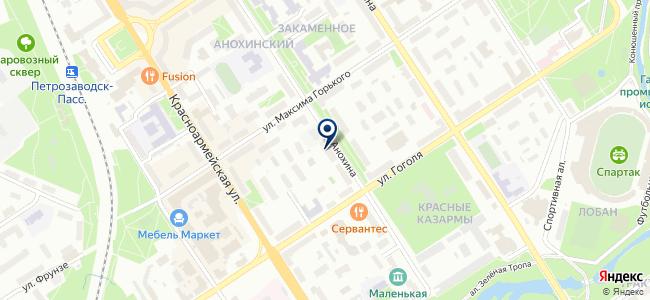 Инфолайн, ООО на карте