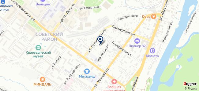 Промтехэнергосервис, ООО на карте