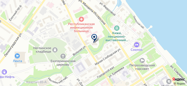 Regenbogen.com на карте