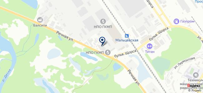 Audi Сервис на карте