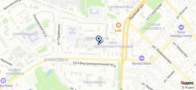 Строй-Универсал на карте
