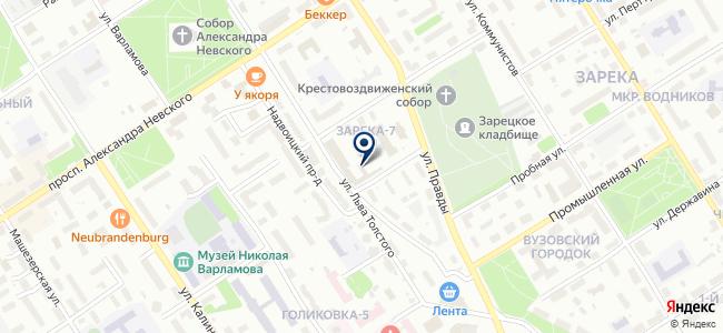Автомаш, ООО на карте