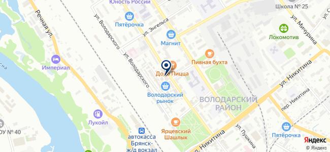 Пультовик на карте