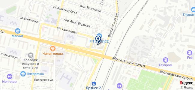 Специнструмент на карте