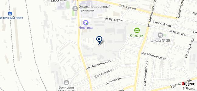 Призма, ООО на карте