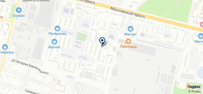 ТБК-Инвест на карте