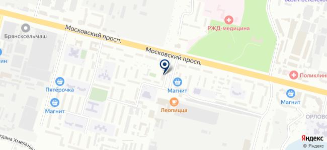 Универсальный магазин, ИП Ротарь В.А. на карте