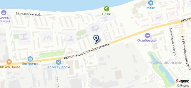 Хозяин, магазин инструментов и сантехники на карте