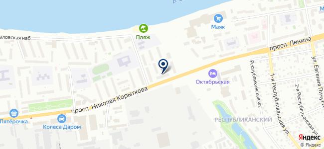 Многопрофильный магазин, ИП Скрипникова Е.В. на карте