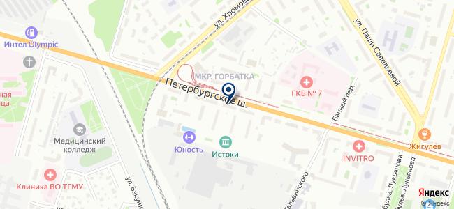Электрика, магазин электротехнических товаров на карте