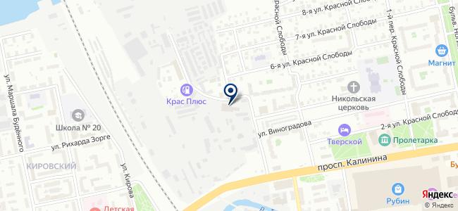 Алларм-Телеком Спецтехника на карте