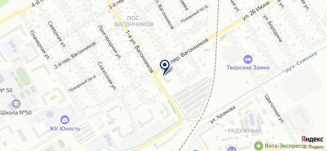Элис, ООО, производственная компания на карте