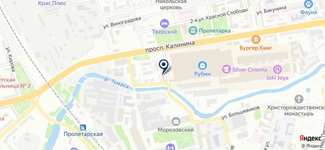 Стройтехмонтаж, ООО на карте