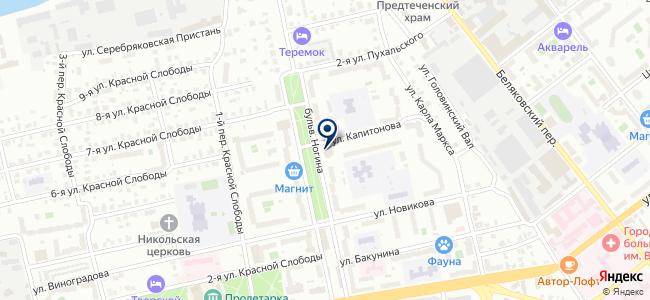 СтройМонтажСервис, ООО, строительно-монтажная компания на карте