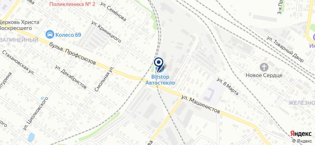 Электролайф, торговая компания на карте