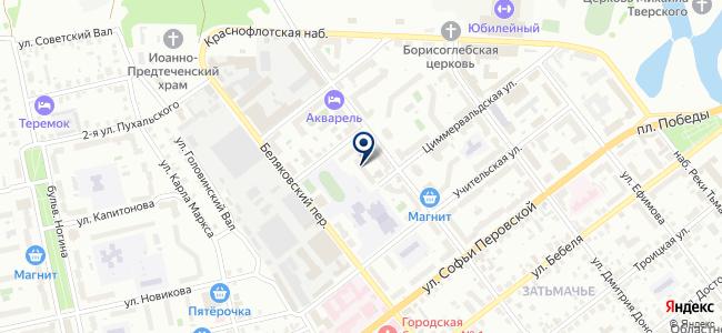 СтройСнабРесурс, ООО, торгово-монтажная компания на карте