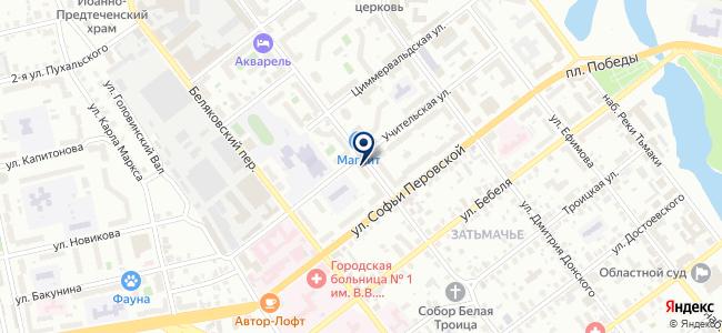 ТверьЭлектроМонтаж, строительно-монтажная фирма на карте