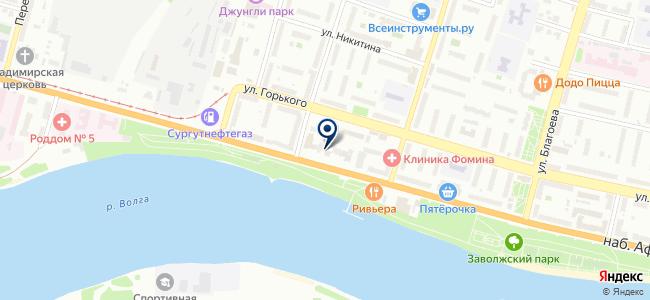 Отделение электросвязи №55 на карте