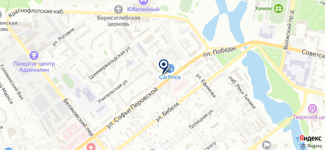 Спецстройсервис, ООО, строительно-монтажная компания на карте