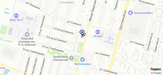 ПЕРИТ, проектно-монтажная компания на карте