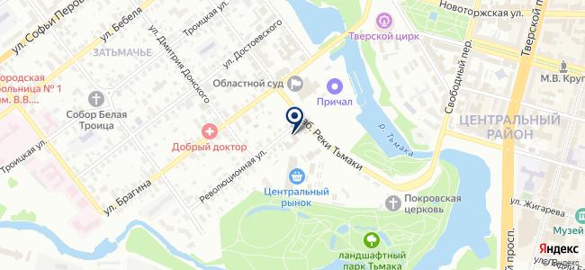 ТМК, магазин бензоэлектроинструментов и оборудования на карте