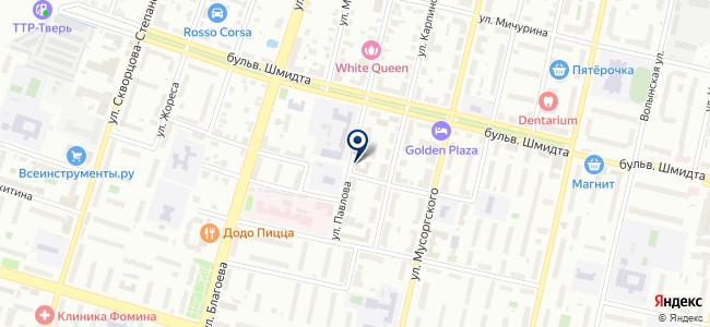 ЭКСПОНЕНТА, ООО, торговая фирма на карте