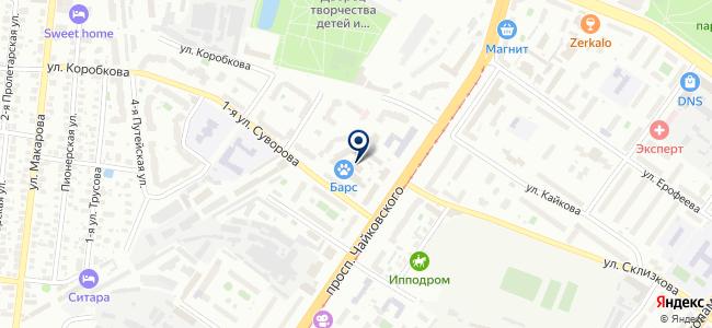 ЮНИТАНА, торговая компания на карте