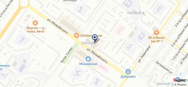 CENTRSVET.RU, магазин светодиодной продукции на карте