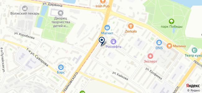ТЭЛПРО Инжинеринг, торгово-производственная компания на карте