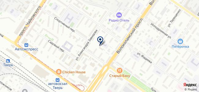 ГрандЭлектро, ООО, торговая компания на карте