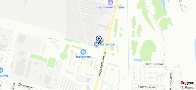СКиВ, ООО на карте