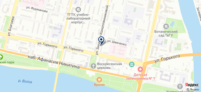 ЖарКо, ООО, производственно-торговая компания на карте