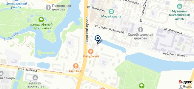 Союзэлектрострой, ООО, строительно-монтажная компания на карте